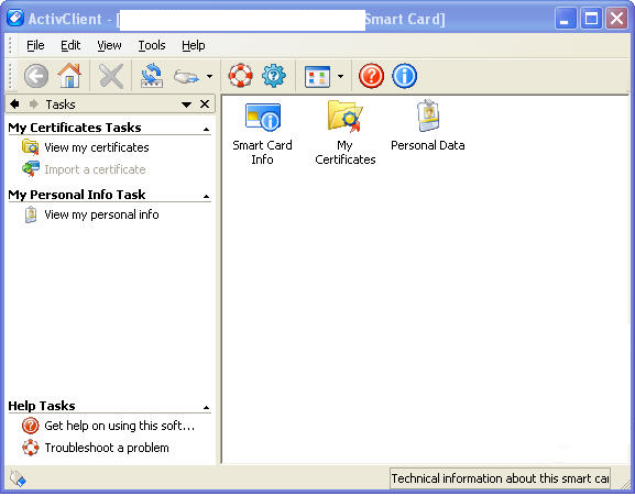 cac certificates gal active client publish windows icon gold login console open