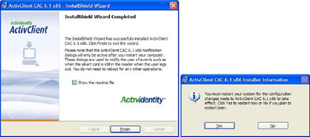ActivClient-Install-Finish-and-System-Re-boot
